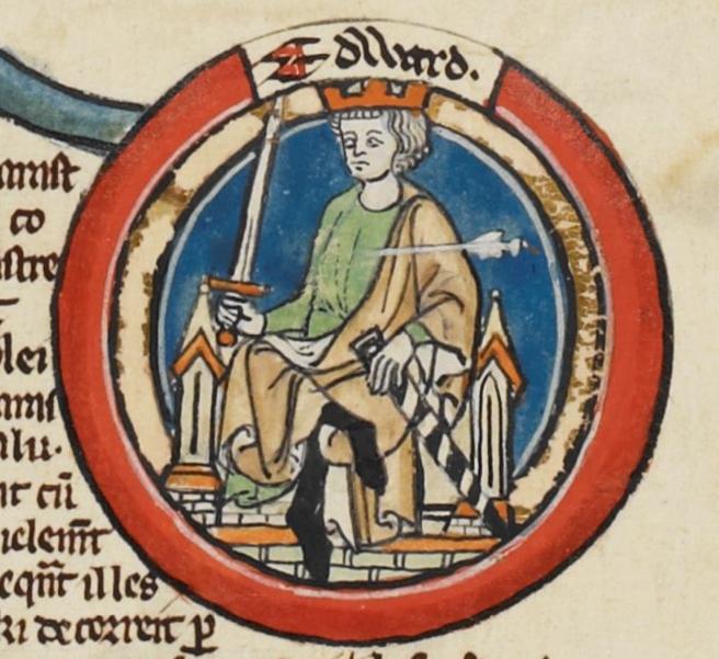 Edward The Martyr (975-978)