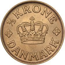 1/2 Krone