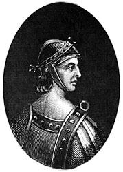 Harold I (1035-1040)