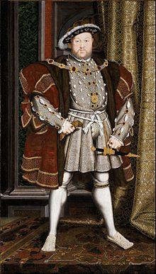 Henry VIII (1509-1547)