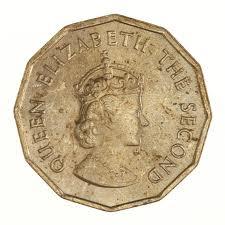1/4 Shillings