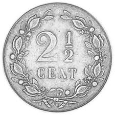2 1/2 Cents