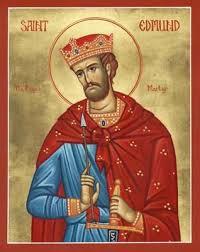 St. Edmund (870-915)