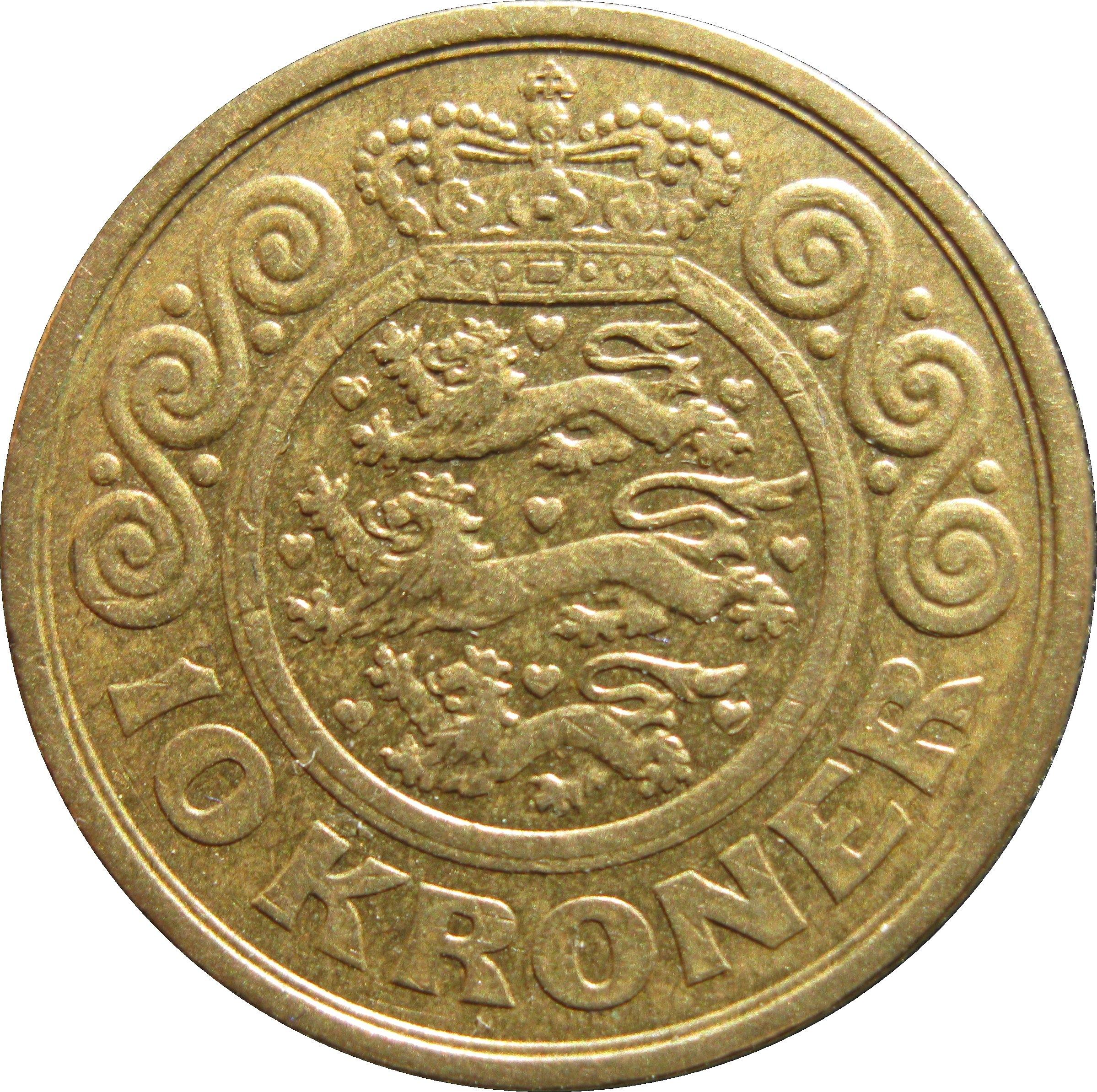 10 Kroner