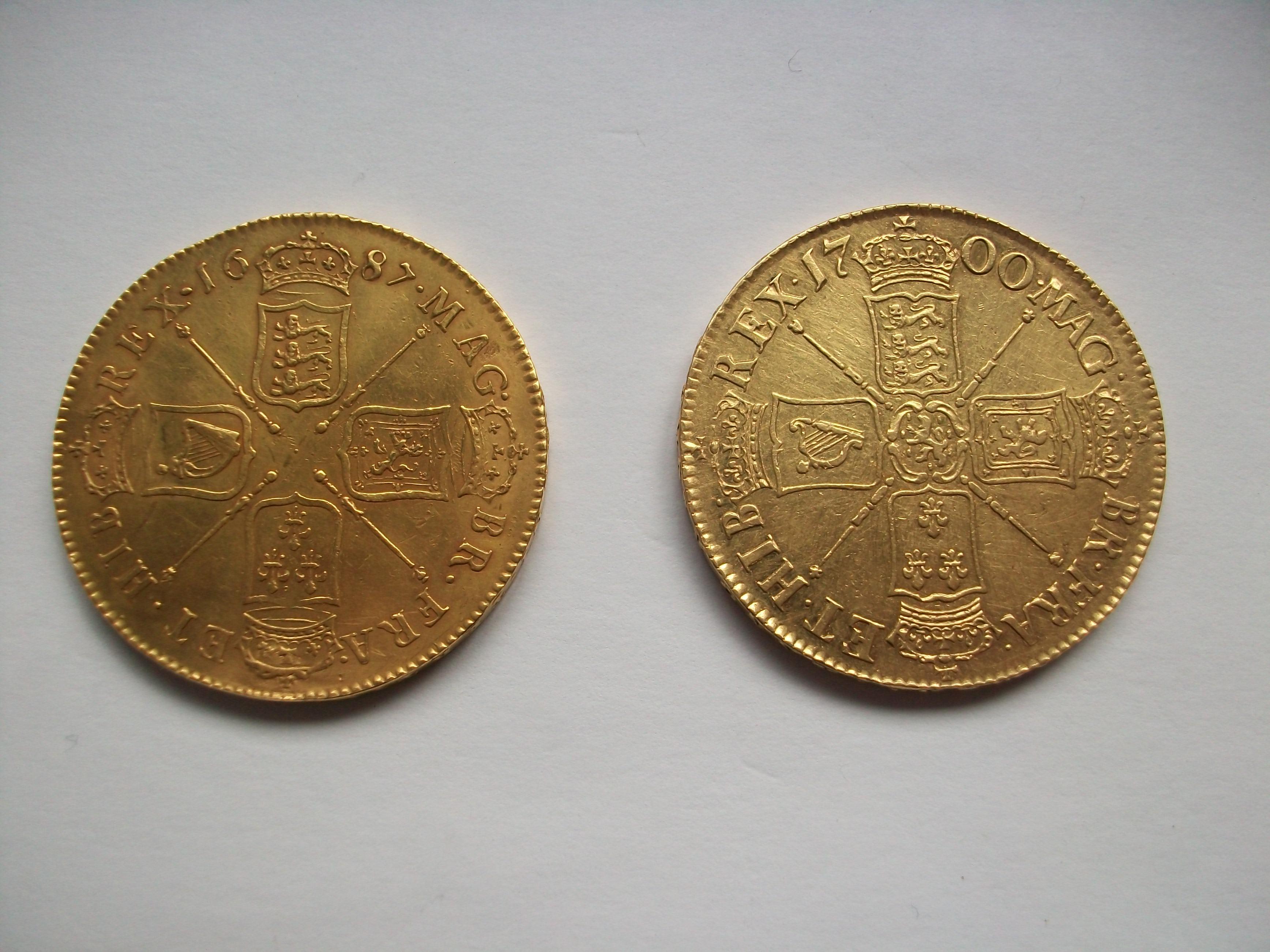 r coins